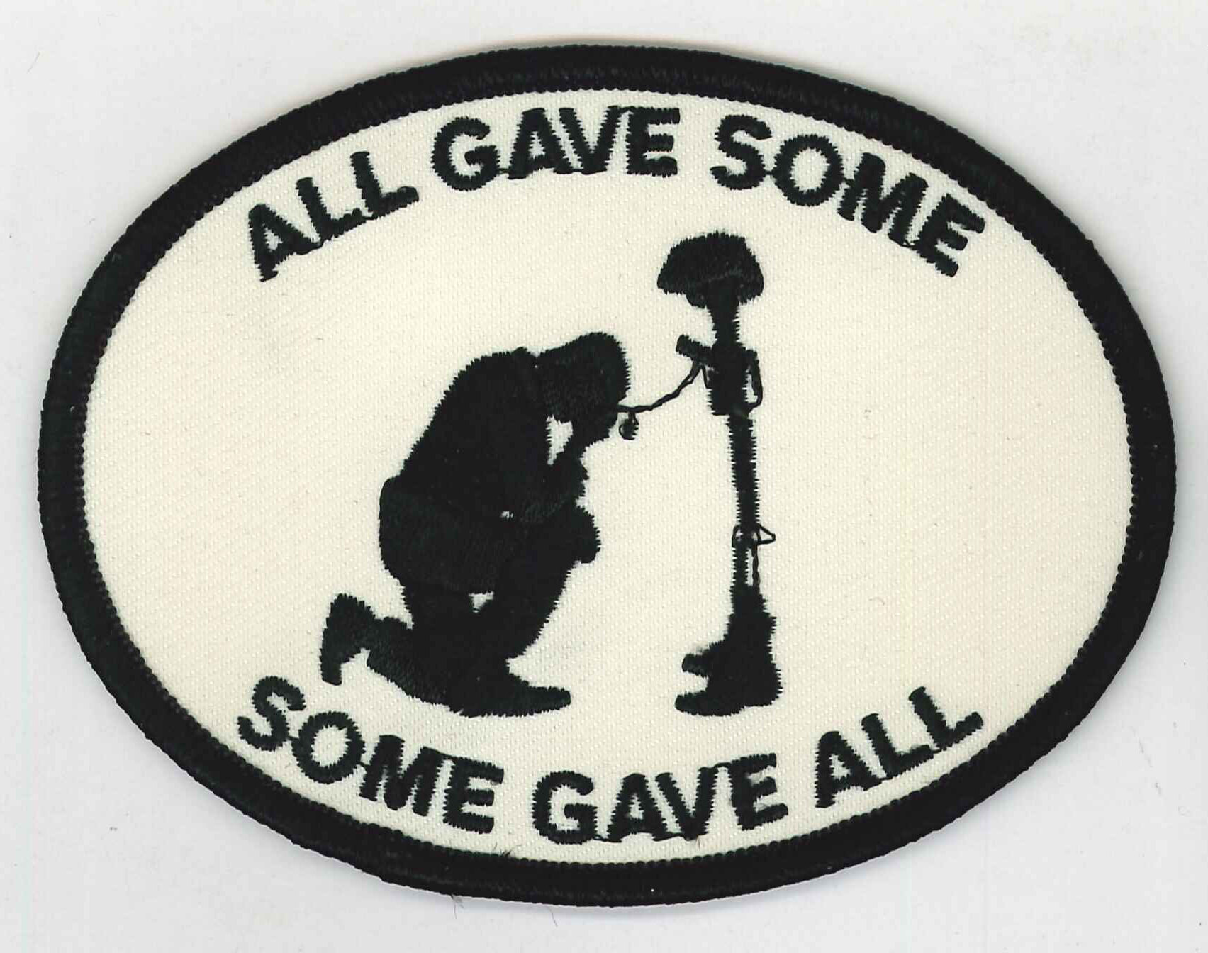 All Gave Some - Some Gave All Patch