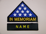 Personalized Name Patch - Embroidered