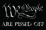 """We The People 3"""" x 2"""" Decal"""
