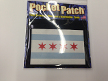 Chicago Flag Pocket Patch