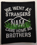 We went as strangers came home as brothers