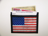USA Flag Pocket Patch (Patent Pending)